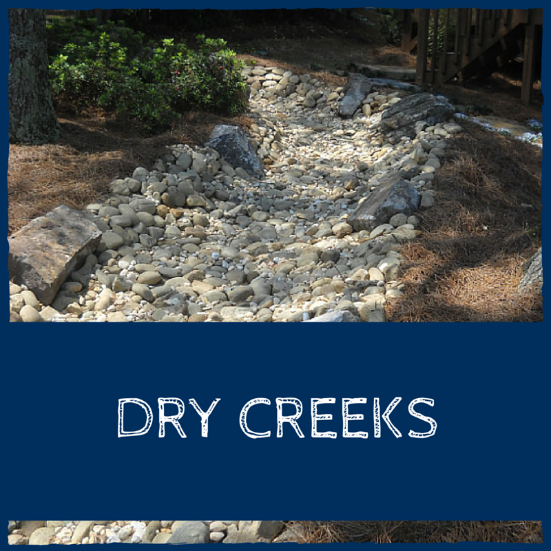 Dry Creeks