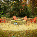 Outdoor Fireplace and Firepit - 08