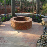 Outdoor Fireplace and Firepit - 13