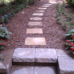 Retaining Walls and Steps - 08