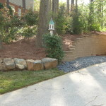 Retaining Walls and Steps - 18