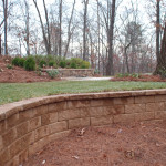 Retaining Walls and Steps - 32