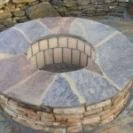 Outdoor Fireplace and Firepit - 12