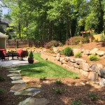 Retaining Walls and Steps - 20 copy