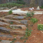 Retaining Walls and Steps - 29