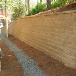 Retaining Walls and Steps - 30
